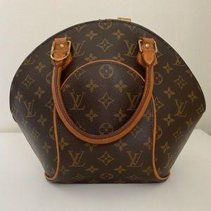 Authentic Louis Vuitton Ellipse.